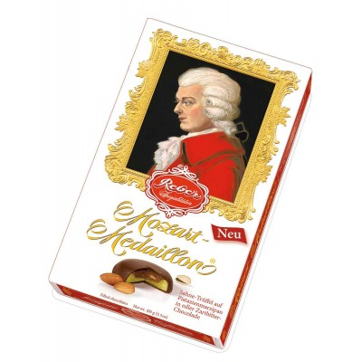 Reber Mozart Dark Chocolate Medallions