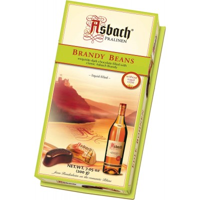 Asbach Brandy Beans Box