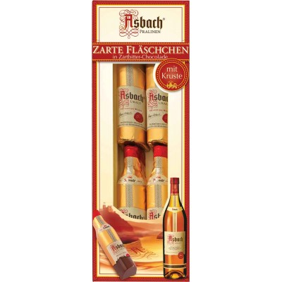 Asbach Brandy Bottles 4 Pack Gift