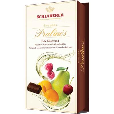 Schladerer Assorted Fruit Brandy Chocolates
