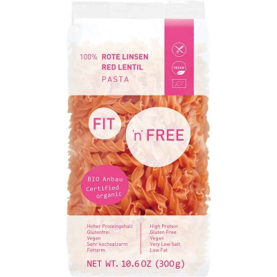 Fit N Free Red Lentil Vegan Noodle
