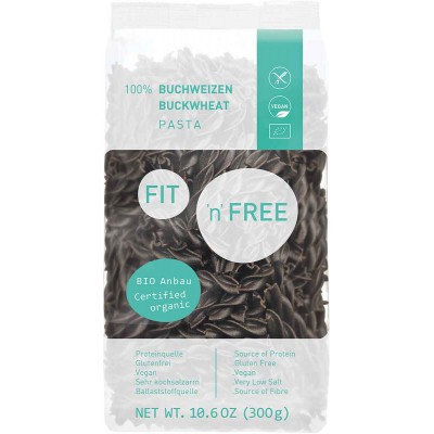 Fit N Free Buckwheat Vegan Noodle