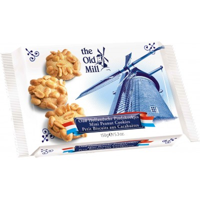 The Old Mill Mini Peanut Rounds Cookie