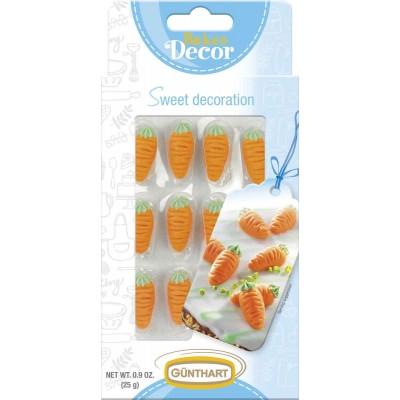 Günthart Marzipan Carrots
