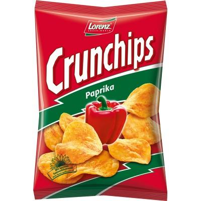 Lorenz Mild Paprika Crunchchips