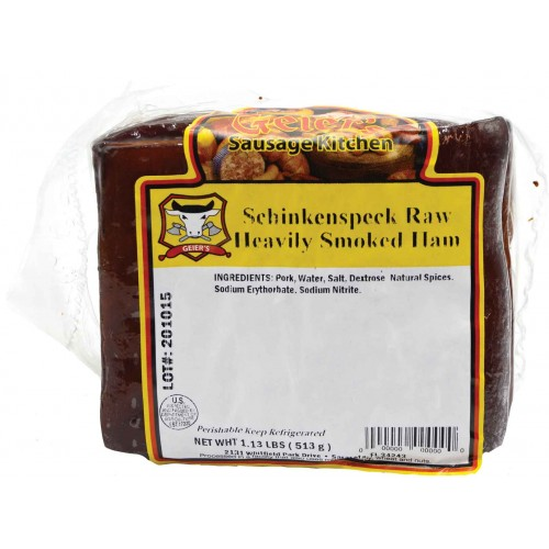 Geiers Black Forest Smoked Mini Ham