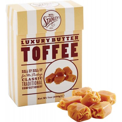 Mr. Stanley's Traditional Butter Toffee