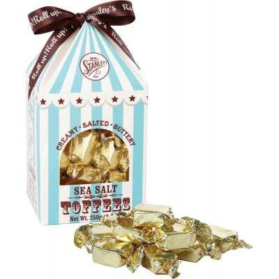 Mr. Stanley's Seasalt Toffee Assortment