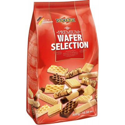 Quickbury Premium Wafer Selection Bag