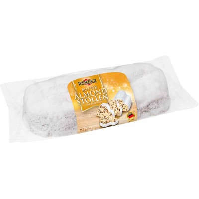 Quickbury Butter Almond Stollen