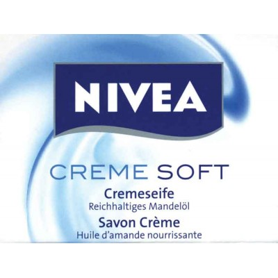 Nivea Creme Soft Bar Soap