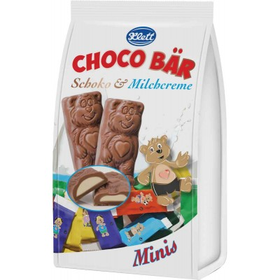 Klett Milk Chocolate Cream Bears