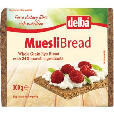 Delba Muesli Bread