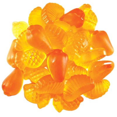 J. Luehders Exotic Fruit Vegan Bulk Gummies