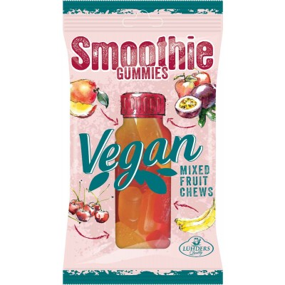 Luehders Exotic Smoothie Vegan Gummies