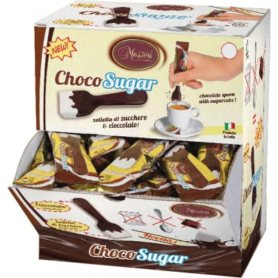 Messori Chocolate Sugar Spoons Cono Snacks
