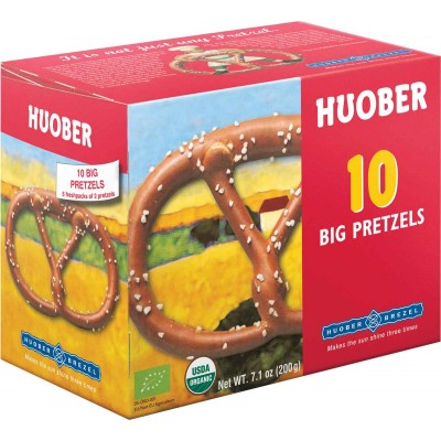 Huober Pretzels 2 Pack 5 Ct Box