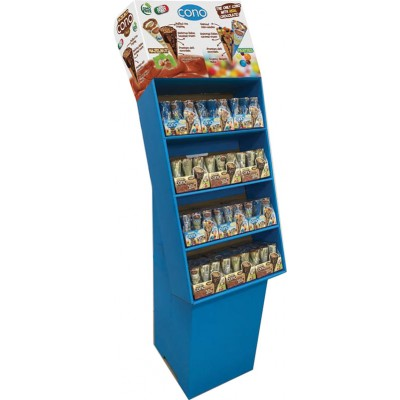 Messori Conosnack 2 Flavor Floor Display