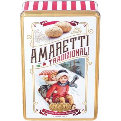 Gadeschi Amaretti Winter Tin