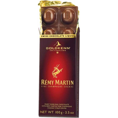 Goldkenn Remy Martin Chocolate Bar
