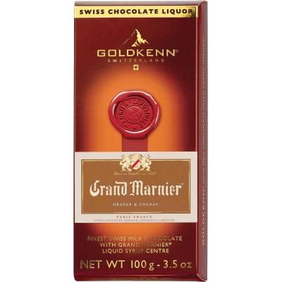 Goldkenn Grand Marnier Chocolate Bar