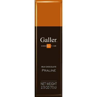 Galler Milk Praline Filled Bars