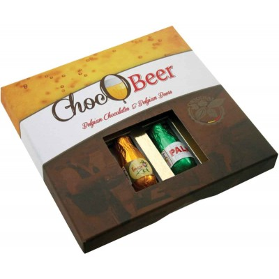 Chocobeer Beer Pralines Gift Box 8pk