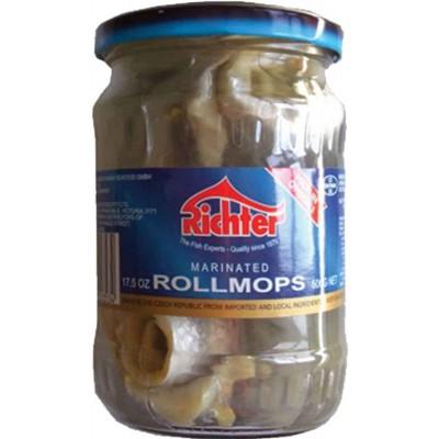 Richter Rollmops Herring Jar