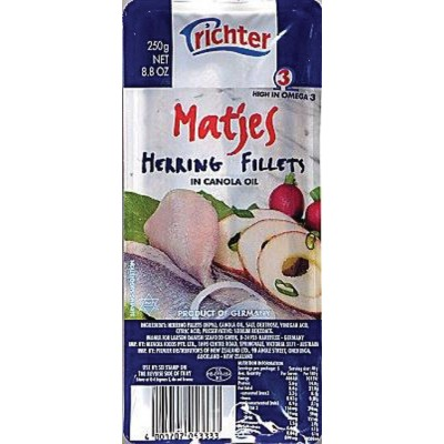 Richter Matjes Fillets in Oil