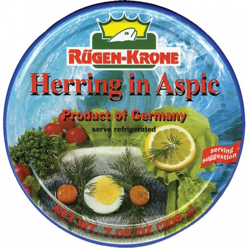 RugenFisch Herring in Aspic