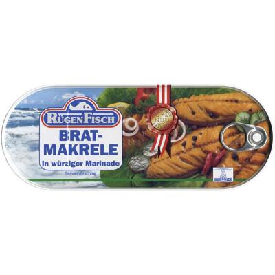 RugenFisch Fried Mackerel Fillets