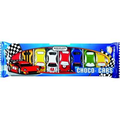 Riegelein Choco Cars 8 Pack