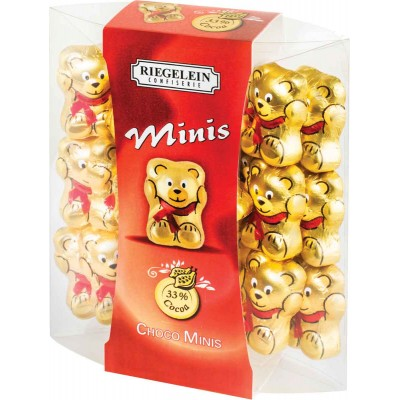 Riegelein Mini Bears Acetate Box