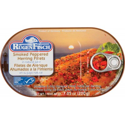 RugenFisch Herring in Peppercorn