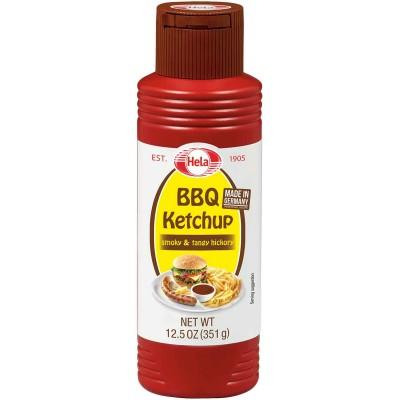 Hela Smoky & Tangy Hickory BBQ Ketchup
