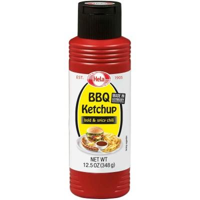 Hela Bold & Spicy Chili BBQ Ketchup