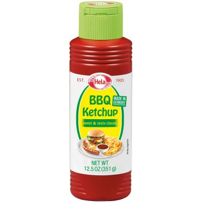 Hela Sweet & Zesty Classic BBQ Ketchup
