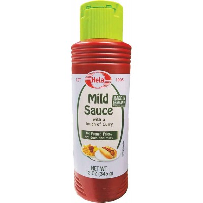Hela Mild Curry Sauce