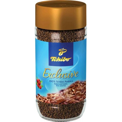 Tchibo Exclusive Premium Instant Coffee