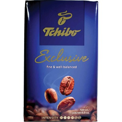 Tchibo Cafe Exclusive Ground Coffee