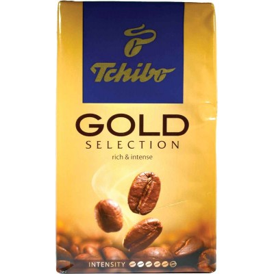 Tchibo Cafe Gold Selection Ground Coffee