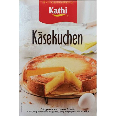 Kathi Kasekuchen Cheese Cake Mix