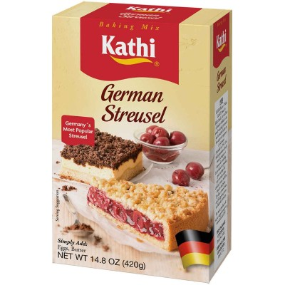 Kathi Cherry Streusel Baking Mix