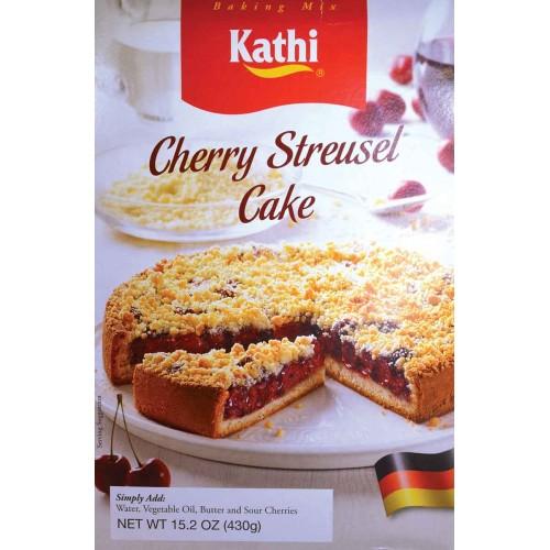 Kathi Cherry Streusel Baking Mix