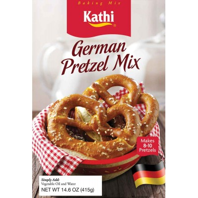 Kathi German Pretzel Baking Mix
