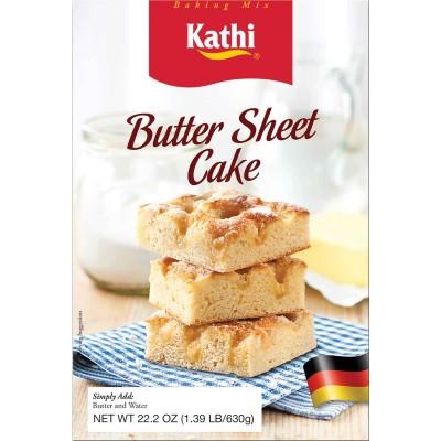 Kathi Butter Sheet Cake Mix