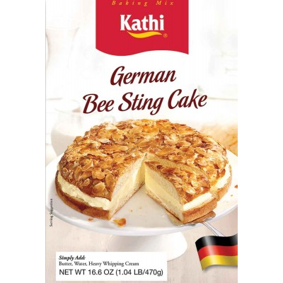 Kathi Bee Sting Cake Baking Mix