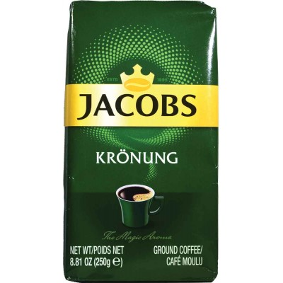 Jacobs Kronung Ground Coffee Small