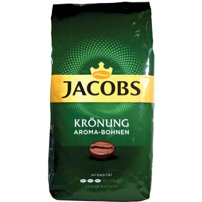 Jacobs Kronung Whole Bean Coffee Large