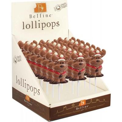 Belfine Reindeer Ralf Lollipop
